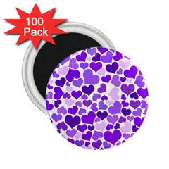 Heart 2014 0927 2 25  Magnets (100 Pack)