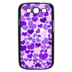 Heart 2014 0927 Samsung Galaxy S III Case (Black)