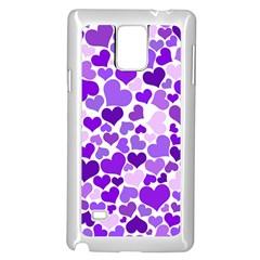 Heart 2014 0927 Samsung Galaxy Note 4 Case (White)