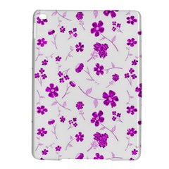 Sweet Shiny Floral Pink Ipad Air 2 Hardshell Cases