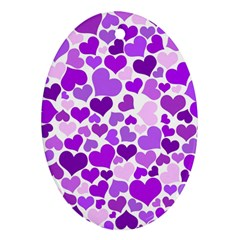 Heart 2014 0928 Ornament (oval)