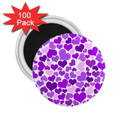 Heart 2014 0928 2 25  Magnets (100 Pack)