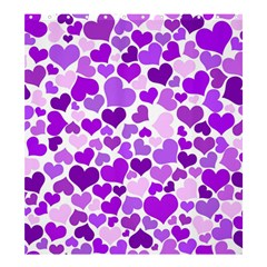 Heart 2014 0928 Shower Curtain 66  x 72  (Large)