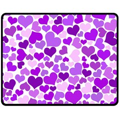 Heart 2014 0928 Fleece Blanket (Medium)