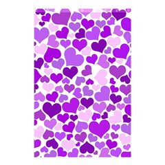 Heart 2014 0928 Shower Curtain 48  x 72  (Small)