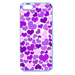 Heart 2014 0928 Apple Seamless Iphone 5 Case (color)
