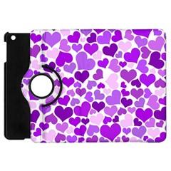Heart 2014 0928 Apple Ipad Mini Flip 360 Case
