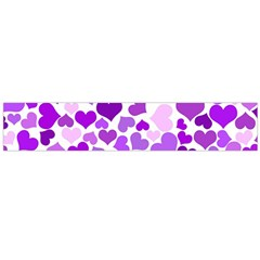 Heart 2014 0928 Flano Scarf (Large)