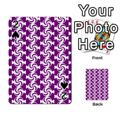 Candy Illustration Pattern Playing Cards 54 Designs
