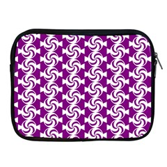 Candy Illustration Pattern Apple Ipad 2/3/4 Zipper Cases