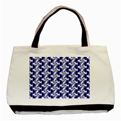 Candy Illustration Pattern Basic Tote Bag (two Sides)