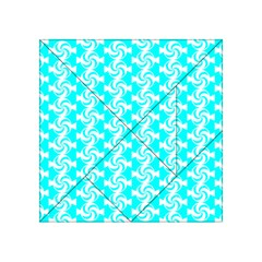 Candy Illustration Pattern Acrylic Tangram Puzzle (4  x 4 )