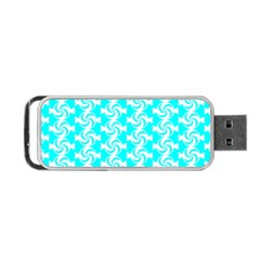Candy Illustration Pattern Portable Usb Flash (one Side)