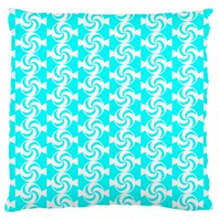 Candy Illustration Pattern Standard Flano Cushion Cases (One Side)