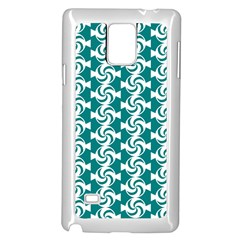 Cute Candy Illustration Pattern For Kids And Kids At Heart Samsung Galaxy Note 4 Case (White)