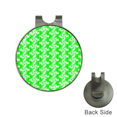 Candy Illustration Pattern Hat Clips With Golf Markers