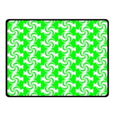 Candy Illustration Pattern Fleece Blanket (small)