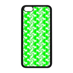 Candy Illustration Pattern Apple Iphone 5c Seamless Case (black)