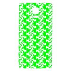 Candy Illustration Pattern Galaxy Note 4 Back Case
