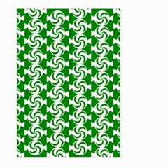 Candy Illustration Pattern Large Garden Flag (two Sides)