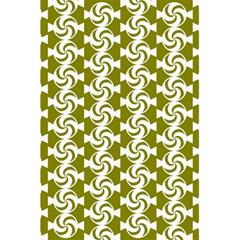 Candy Illustration Pattern 5.5  x 8.5  Notebooks