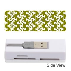 Candy Illustration Pattern Memory Card Reader (Stick)
