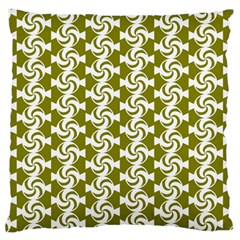 Candy Illustration Pattern Large Flano Cushion Cases (One Side)