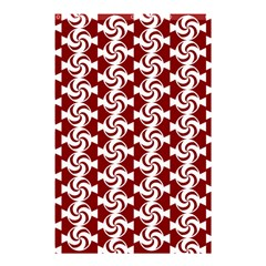Candy Illustration Pattern Shower Curtain 48  x 72  (Small)