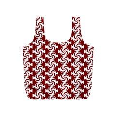 Candy Illustration Pattern Full Print Recycle Bags (s)