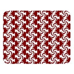 Candy Illustration Pattern Double Sided Flano Blanket (Large)