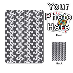 Candy Illustration Pattern Multi Purpose Cards (rectangle)