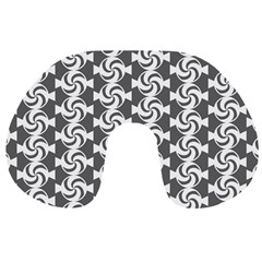 Candy Illustration Pattern Travel Neck Pillows