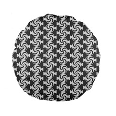 Candy Illustration Pattern Standard 15  Premium Flano Round Cushions
