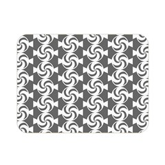 Candy Illustration Pattern Double Sided Flano Blanket (Mini)
