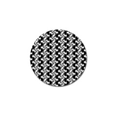 Candy Illustration Pattern Golf Ball Marker (10 Pack)