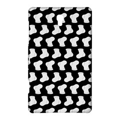 Black And White Cute Baby Socks Illustration Pattern Samsung Galaxy Tab S (8.4 ) Hardshell Case