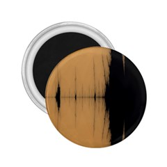 Sunset Black 2.25  Magnets