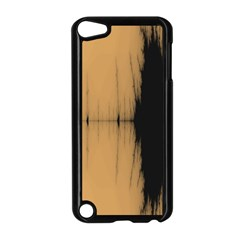 Sunset Black Apple iPod Touch 5 Case (Black)