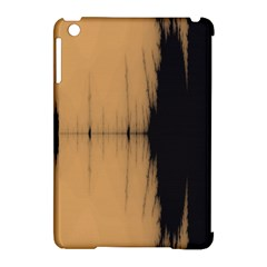 Sunset Black Apple Ipad Mini Hardshell Case (compatible With Smart Cover)