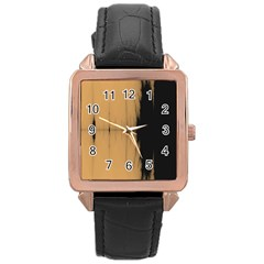 Sunset Black Rose Gold Watches