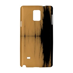 Sunset Black Samsung Galaxy Note 4 Hardshell Case