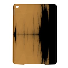 Sunset Black Ipad Air 2 Hardshell Cases