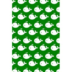 Cute Whale Illustration Pattern 5 5  X 8 5  Notebooks