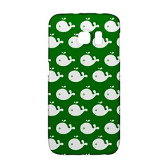Cute Whale Illustration Pattern Galaxy S6 Edge