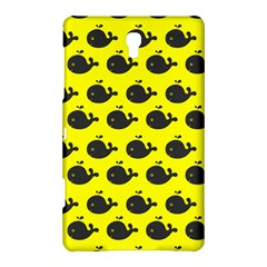 Cute Whale Illustration Pattern Samsung Galaxy Tab S (8.4 ) Hardshell Case