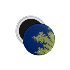 Blue and Green Design 1.75  Magnets