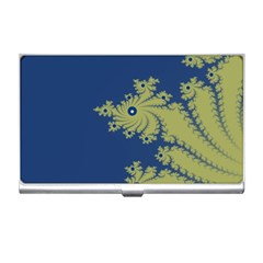 Blue And Green Design Business Card Holders