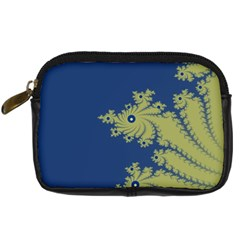 Blue and Green Design Digital Camera Cases