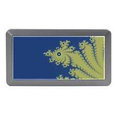 Blue and Green Design Memory Card Reader (Mini)