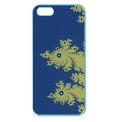 Blue And Green Design Apple Seamless Iphone 5 Case (color)